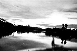 Shwe Dagon Pagoda 1952
