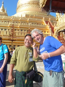 Bagan with Aung Ngwe