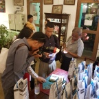 The Perfect Launch Party In Yangon